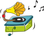 piktogram_gramofon